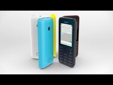 Nokia 208 - Intro Video
