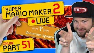🔴 Versalztes Laggen vor Kinobesuch! 👷 SUPER MARIO MAKER 2 ONLINE #44
