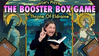Let's Play The Throne Of Eldraine Booster Box Game - Magic: The Gathering