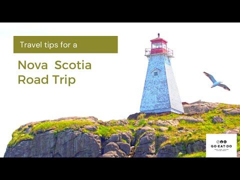Road Trip in Nova Scotia