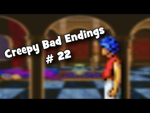 Creepy Bad Endings # 22 |