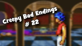 Creepy Bad Endings # 22