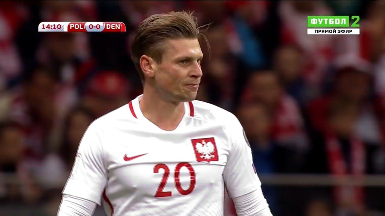 Łukasz Piszczek vs Denmark Home [08 10 2016]