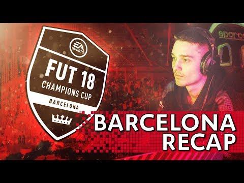 BARCELONA RECAP | CHAOS TURNIER FIFA eWorld Cup QUALIFIER