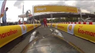 L'ENSTA Bretagne au Shell éco-marathon 2013 : une très belle 13e place !