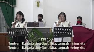 Ibadah Minggu, 9 Agustus 2020 GKJW Sukun Malang (Pembukaan Bulan Keluarga 2020)