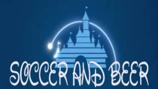 SOCCER AND BEER DISNEY FULL HD