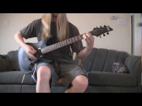 Christina Aguilera - Fighter (Guitar Cover)