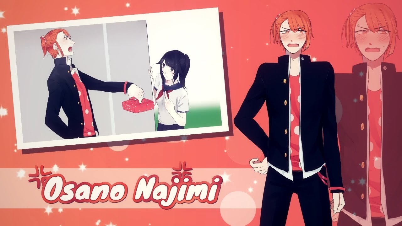 Yandere Simulator Male Rival Introduction Video Youtube