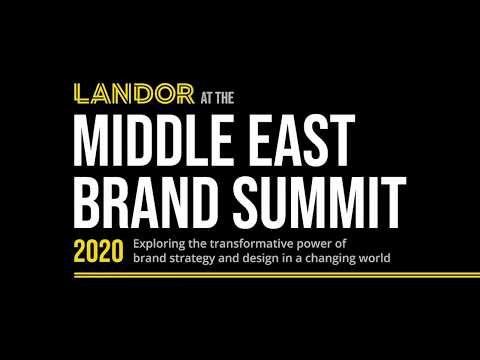Middle East Brand Summit 2020, part 1