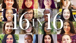 16 Girls, 16 Stories: This is what it's like to be 16 in 2016 |16 in '16 | TakePart