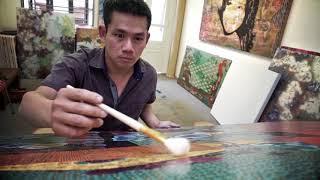 Artist Nguyen The Hung