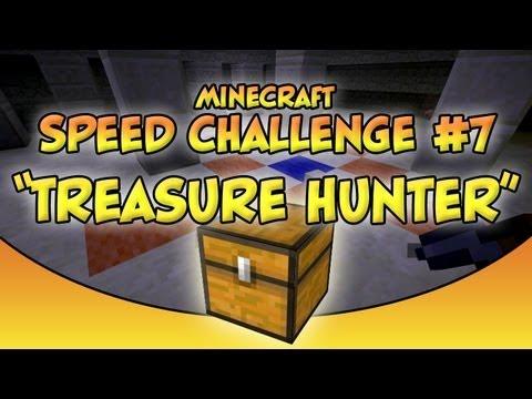 Minecraft Speed Challenge #7: Treasure Hunter