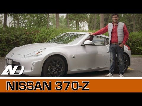 Nissan 370Z - De Japón para los circuitos