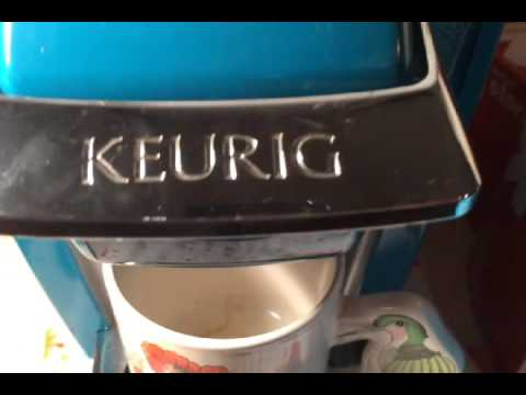 Keurig Clogged, Doesn't Brew K10 = FIX
