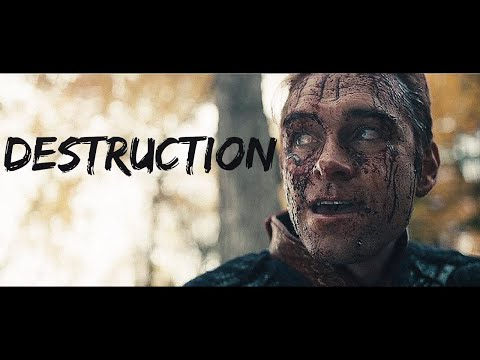 THE BOYS ~ DESTRUCTION