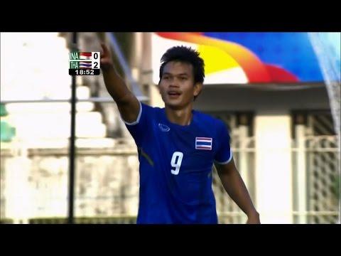 ฟุตบอลทีมชาติไทย ชุดซีเกมส์ 2013 Thailand Football SEA Games 2013