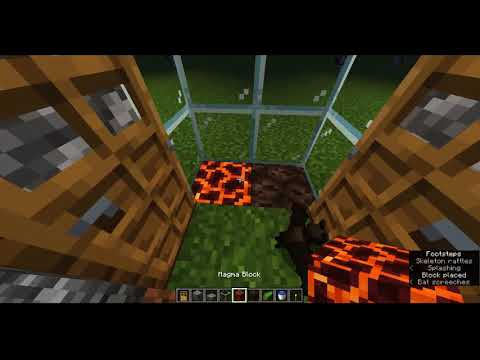 Minecraft 1.13 - 1.15+ Tutorial - Build A Water Elevator