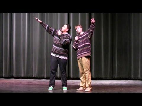 High School Talent Show - Lil Jon