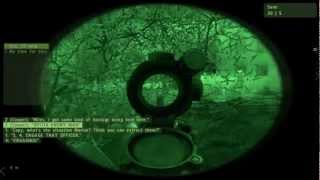 ArmA 2 Single Player - Missions 1-3