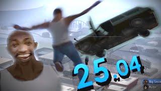 GTA SA Speedrun (NEW CJ Official World Record)