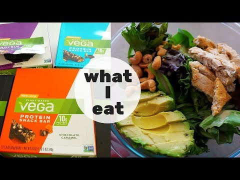 WHAT I EAT | Plant Based, Gluten Free, & High Protein