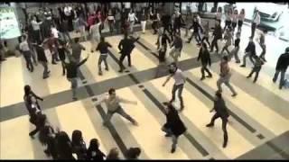 Beirut Libanon Flughafen Spontanes Tanzen Rendsburg