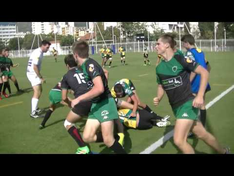 Replay Rugby Cadets US Mourillon vs Hyères Carqueiranne Match Championnat 2016/2017