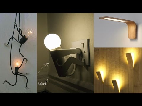 wall lighting ideas | wall lighting design | wall light decoration ...