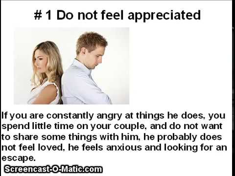 Why Men Have Emotional Affairs - YouTube