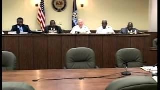 City Council July 9th 2015 Bastrop Louisiana