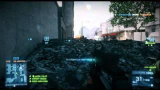 Battlefield 3 test du multijoueur (commenté en FR)