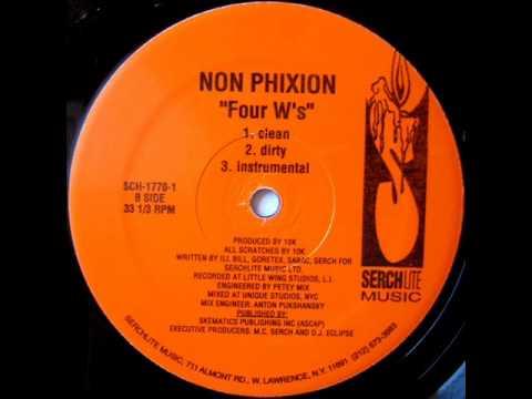 Non Phixion - Four W s