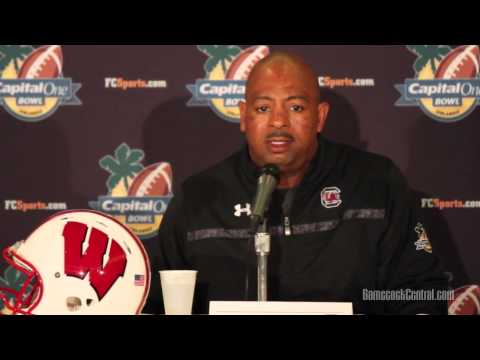 Capital One Bowl Press Conference