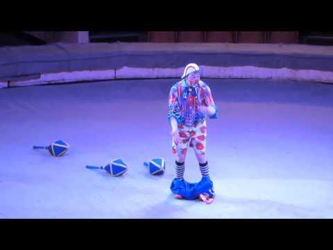 007-Клоуны, жонглирование