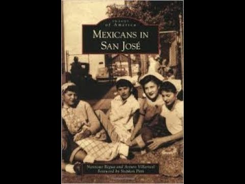 Mexicans in San Jose Book:Meet the Authors 8/8/2017
