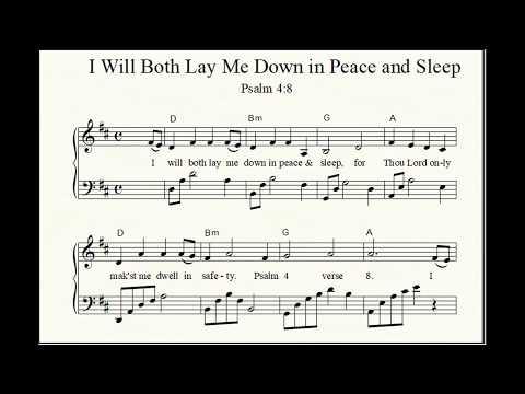 Psalm Lyrics