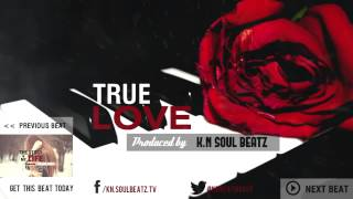 "R&B Instrumental Beat - ""True Love"" NEW 2015"