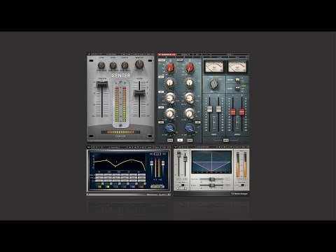 Boost Your 2-Track Hip-Hop Mix with Waves Plugins