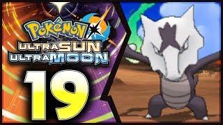 Pokemon Ultra Sun and Moon: Part 19 - Kiawe's Trial! [100% Walkthrough]