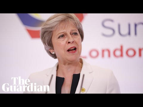 Theresa May promises 'smooth and orderly' Brexit