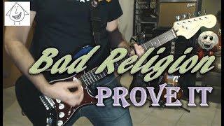 Bad Religion - Prove It - Guitar Cover (Tab in description!)