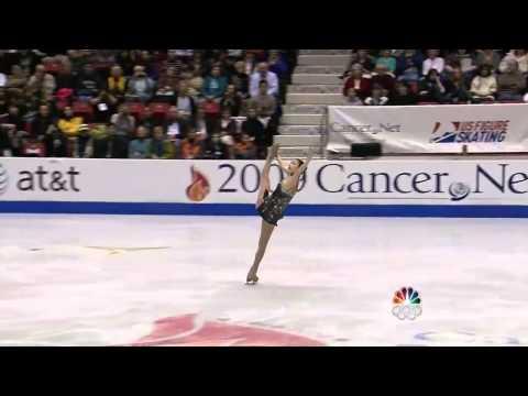 Мир фигурного катания. Yu Na Kim Winter Olympic Record