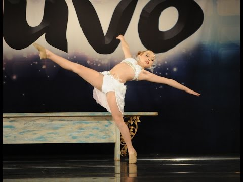 "Makenzie Esparza ""Angels"" (age 10) NUVO Dallas 2015 - Imagery In Motion Dance"