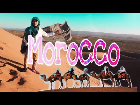 MOROCCO VLOG: A DAZZLING PLACE I NEVER KNEW