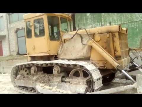 Как управлять трактором Т 170 ОРГАНЫ УПРАВЛЕНИЯ