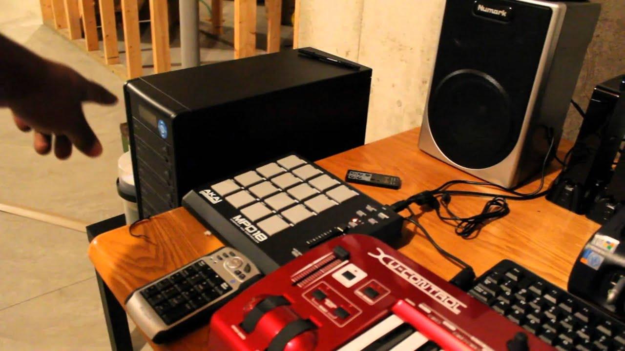 Amazing 3d Live Wallpapers Hd Home Recording Studio Setup Tour Youtube