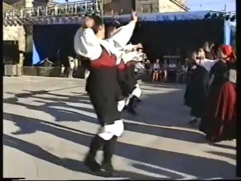 Os Abrentes e Arxina - Festas do Ecce Homo en Cerdedo (1994)