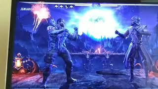 Nike учит открывать ребят костюм за джакса в Mortal Kombat XL