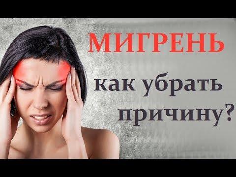 МИГРЕНЬ - это. Причина, симптомы и лечение.
